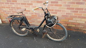 1959 Vintage Velosolex 2200 moped original