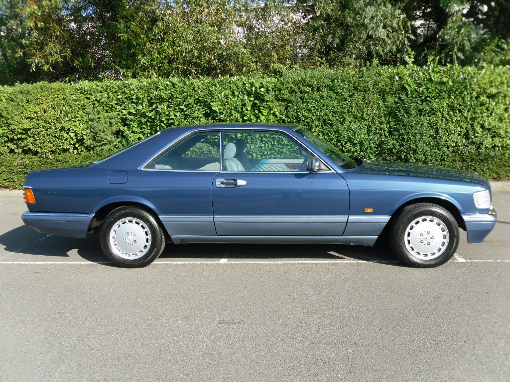 1992 Mercedes 500 SEC  For Sale (picture 2 of 6)