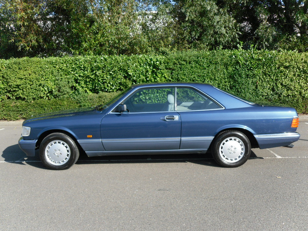 1992 Mercedes 500 SEC  For Sale (picture 3 of 6)