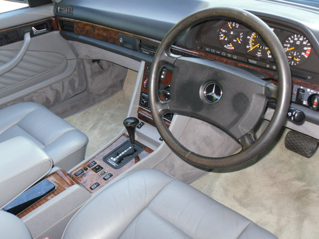 1992 Mercedes 500 SEC  For Sale (picture 5 of 6)