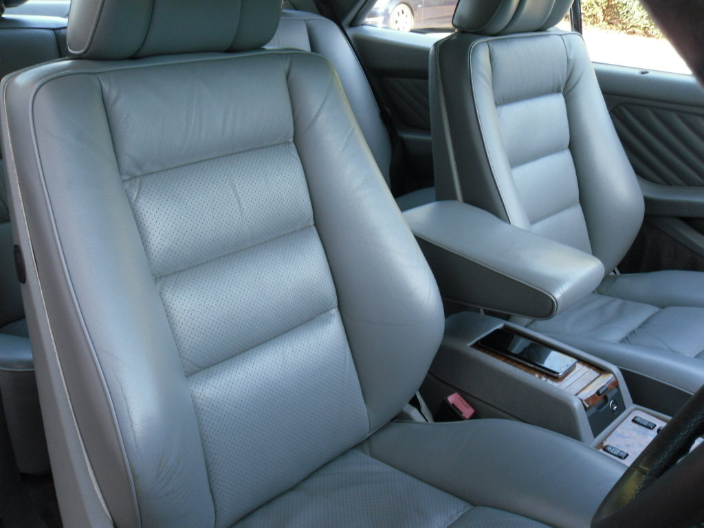 1992 Mercedes 500 SEC  For Sale (picture 6 of 6)