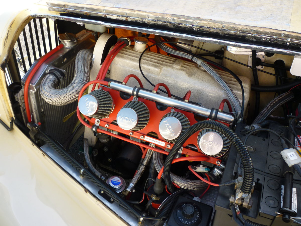1987 GP Madison Roadster - Ford Pinto based For Sale (picture 5 of 6)