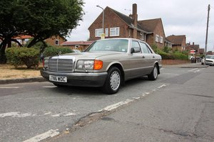 1991 Mercedes 300SE Auto Leather For Sale