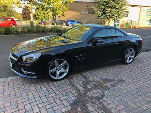 2012 Mercedes SL500 ONLY 7000 MILES! As new.