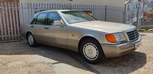 1993 W140 mercedes 400se, immaculate, fsh For Sale
