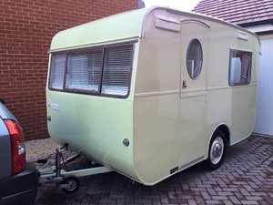 1959 Eccles Vintage Refurbished Caravan For Sale