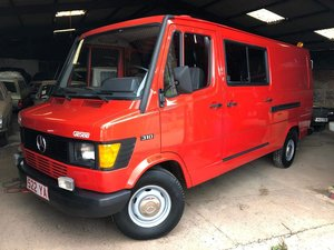 Mercedes 310 Lwb,LHD,1own fr new,NO RUST hard to f