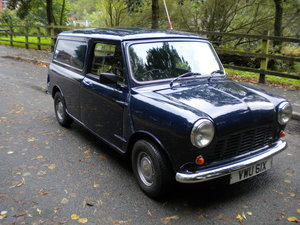 1981 Classic mini van For Sale