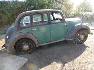 1947 Morris 8 series e barn find for restoration For Sale