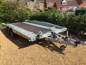 2018 Brian James Hi Max trailer