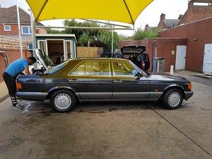 1990 MERCEDES 560 SEL
