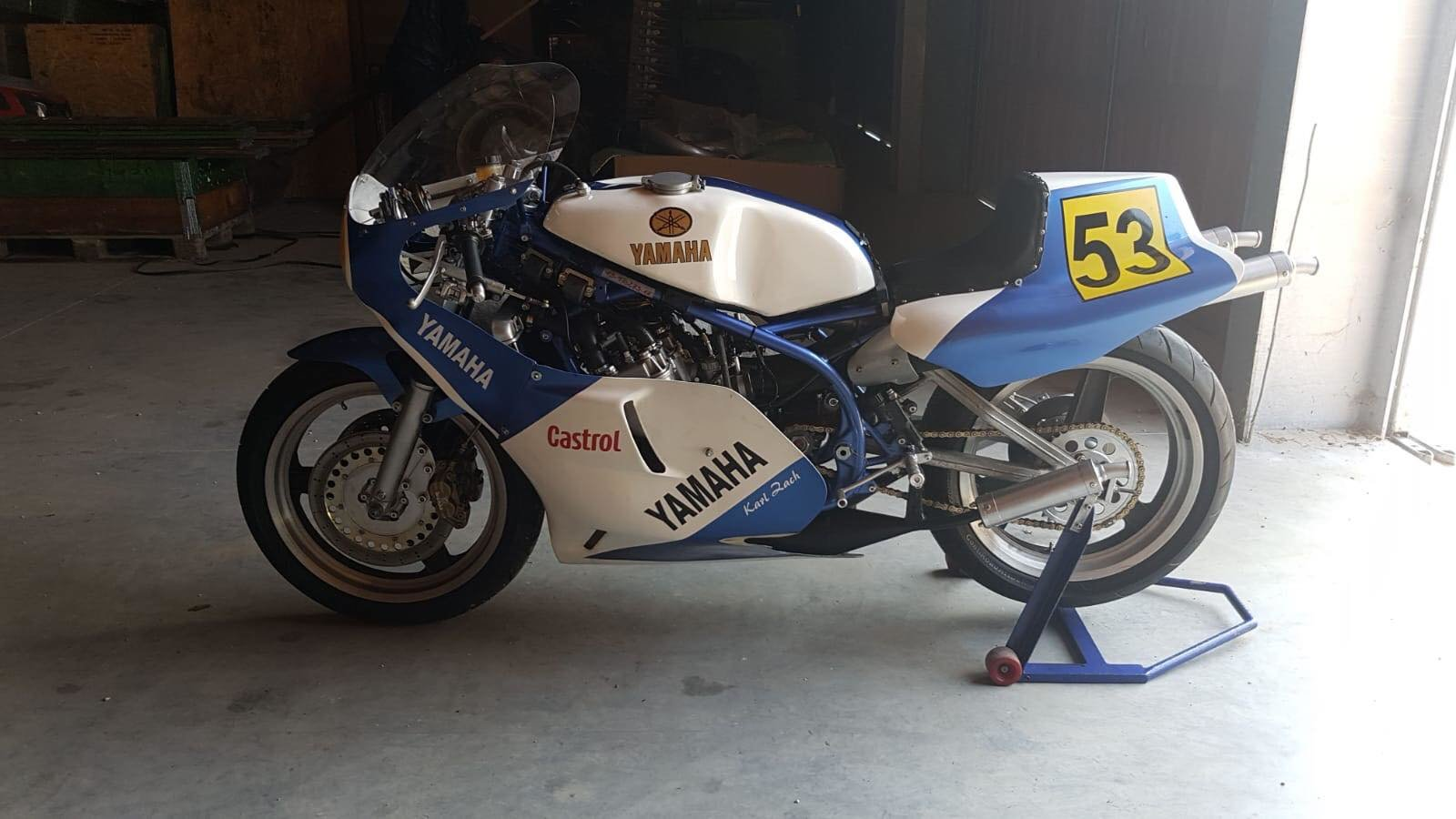 1978 Yamaha TZ750 Matching numbers. For Sale (picture 2 of 6)