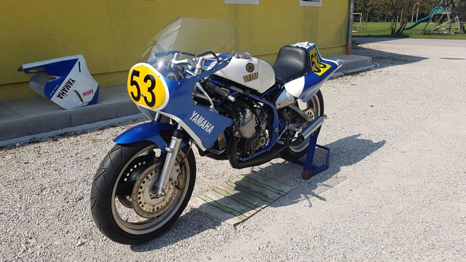 1978 Yamaha TZ750 Matching numbers. For Sale (picture 6 of 6)