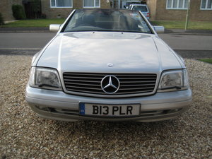 1997 Mercedes SL320 38000 miles £12000 ONO. For Sale
