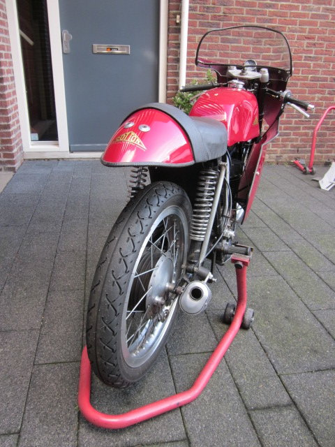 1964 Cotton Telstar Classic Road Racer For Sale (picture 5 of 6)