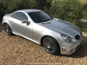 2005 Mercedes SLK AMG 55 Simply Stunning For Sale