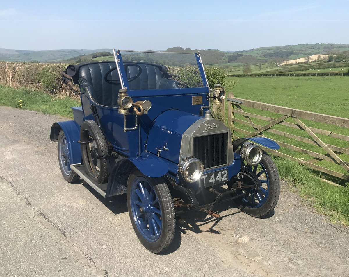 1909 Little Briton VCC Very Rare  For Sale (picture 1 of 6)