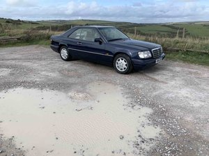 1995 Mercedes W124 Coupe Appreciating classic  For Sale