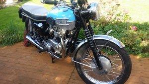 1962 Triumph T110  For Sale