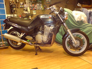 1991 GSX1100G non runner for parts