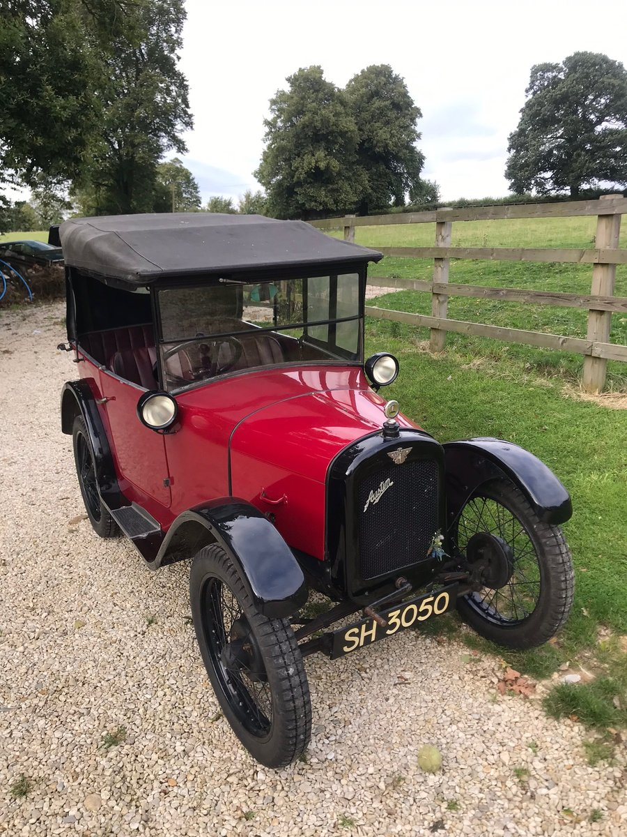 1928 Austin Seven  Chummy  For Sale (picture 1 of 6)