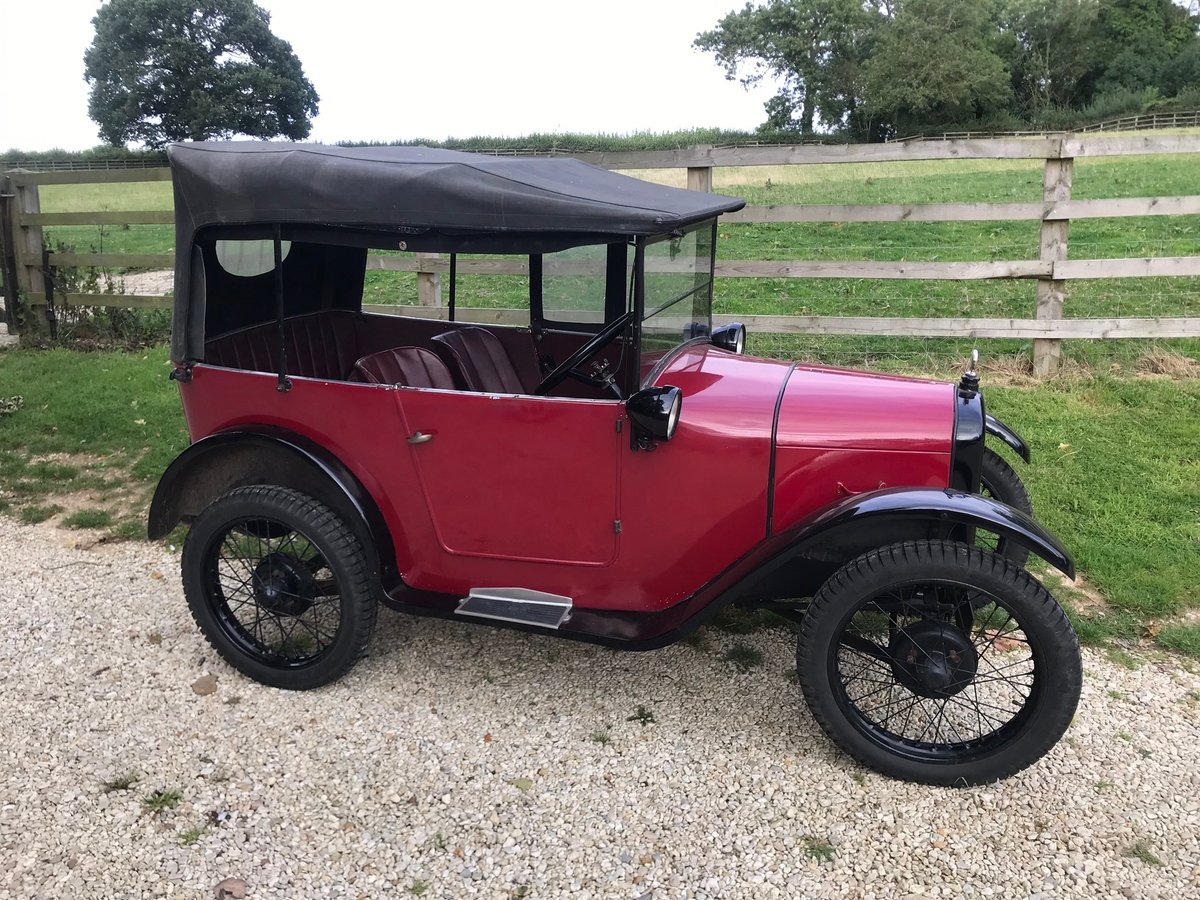 1928 Austin Seven  Chummy  For Sale (picture 2 of 6)