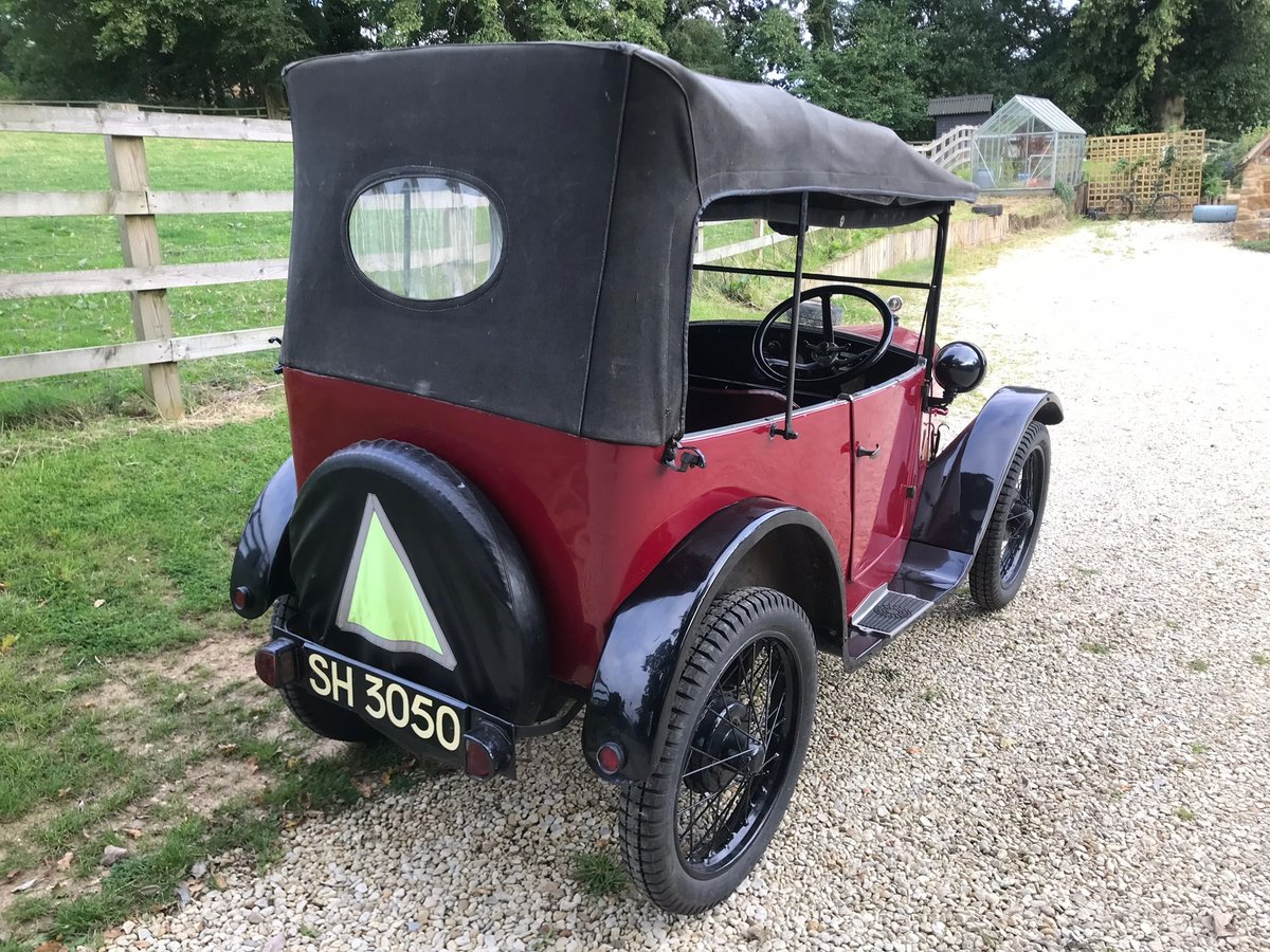 1928 Austin Seven  Chummy  For Sale (picture 3 of 6)