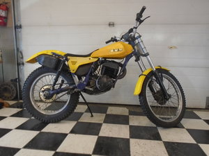 1982 SWM TL320 Trials Bike