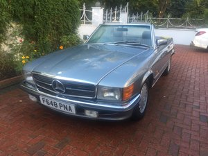 1988 420SL  For Sale