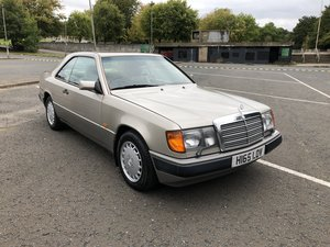 1990 Mercedes 300CE coupe c124 w124 For Sale