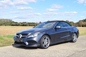 2014 Mercedes Benz E220 Bluetec AMG Line For Sale