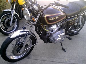 1978 HONDA 750 FOUR - IMPORTED  STUNNING CONDITION