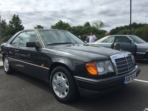 C124 300CE Coupe 1992-K For Sale