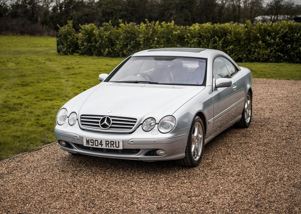 2000 Stunning CL600 For Sale (picture 6 of 6)