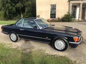 1988 R107 Mercedes 300SL For Sale