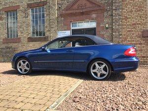 2003 Mercedes Benz CLK500 5.0litre V8 exceptional