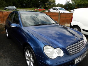 2005 Mercedes c180 s.e. Auto sparkling  For Sale