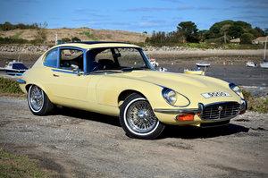 1973 Jaguar E Type 5.3 V12 S3 Coupe Low mileage