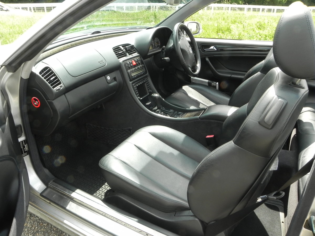 2000 Mercedes-Benz cabriolet Rare  For Sale (picture 2 of 6)