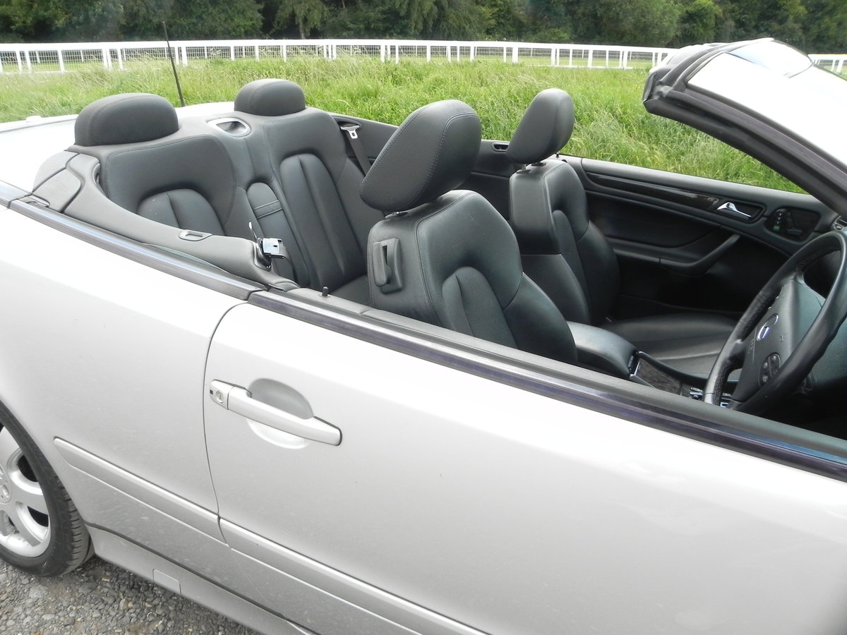 2000 Mercedes-Benz cabriolet Rare  For Sale (picture 3 of 6)