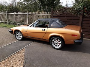 1981 TR7 convertible in great all round condition.