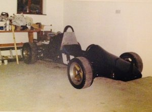1970 JW4 Johnny Walker Racing Car Project