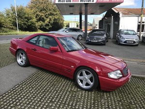 1996 Mercedes SL320 Auto