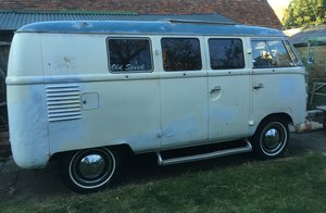 1961 VW SO23 Westfalia campervan