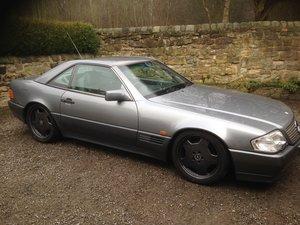 1992 Mercedes sl 500