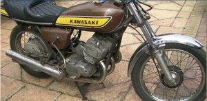 1974 Kawasaki h1 500