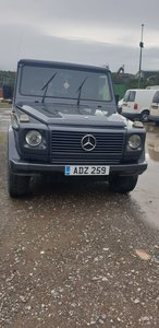 1985 Mercedes g wagon Restored  For Sale