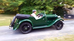 1936 A.S. tourer only 3 left on the road For Sale
