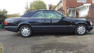 1993 Mercedes E320 CE Cabriolet