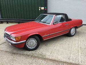 1987 Mercedes 420 SL Type R107 Stunning  For Sale